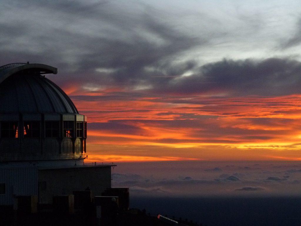 Mauna Kea Big lsland Hawaii Horizon Guest House Captain Cook