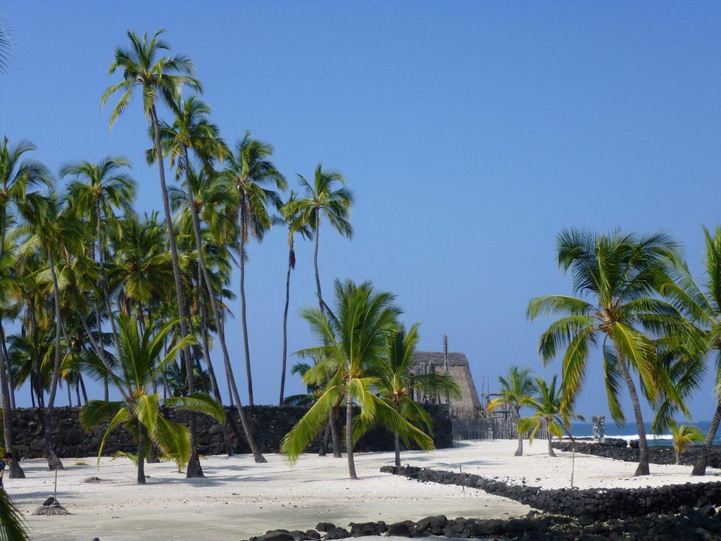 Place of Refuge Big Island Horizon Guest House Kona