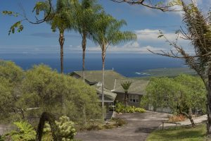 Horizon B&B Captain Cook Hawaii