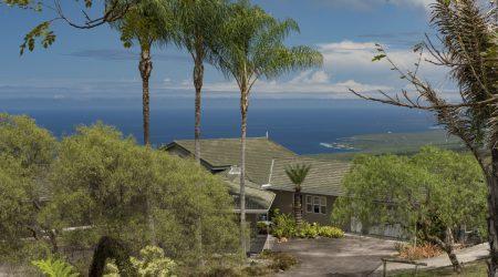 Horizon B&B Captain Cook Hawaii