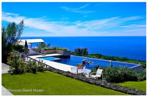 Horizon Guest House Kona Pool 1