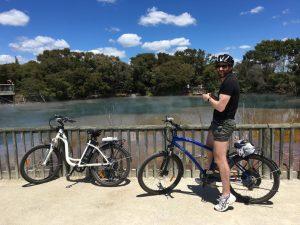 e-bike Rotorua