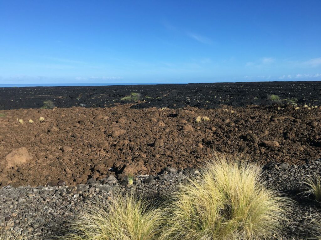 A'a and Pahoehoe Big Island Horizon BnB