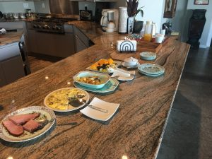 Horizon B&B Hawaii Breakfast Captain Cook
