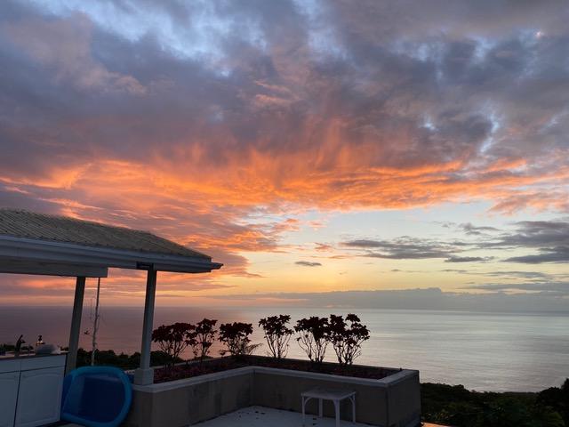 Sunset 2 Horizon B&B Kona
