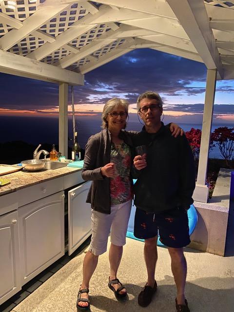 20 Cycle tour Nancy and Michael Horizon GH