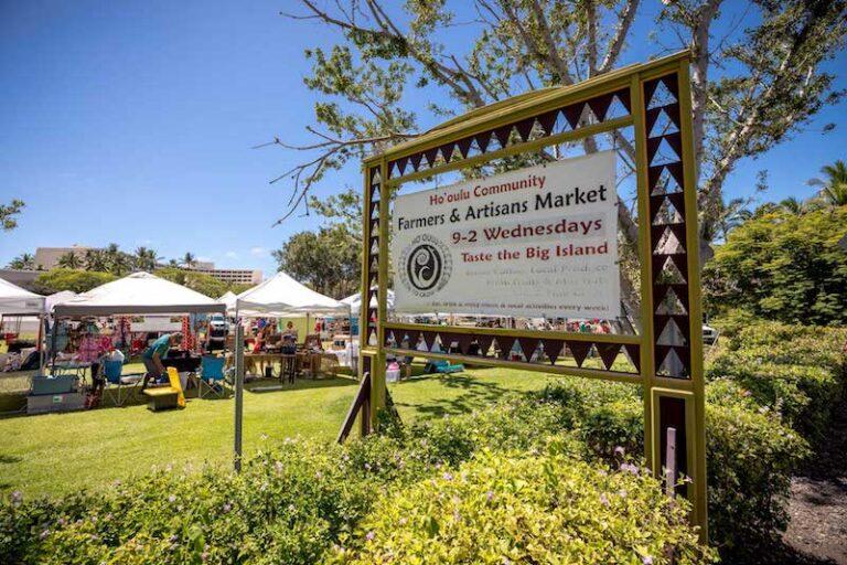 Ho'oulu Farmers Market 6