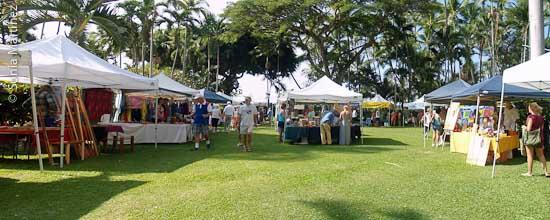 Ho'oulu Farmers Market 7