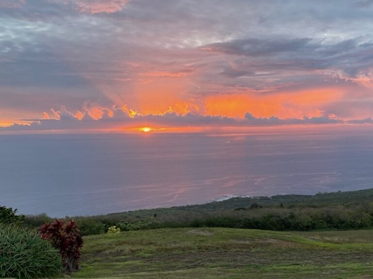 Sunset Horizon Guest House Kona Hawaii HGH