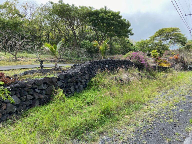 HGH Rock Wall B&B Hawaii