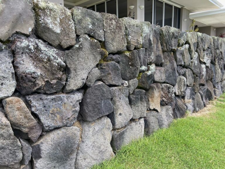 HGH Rock Wall Hawaii