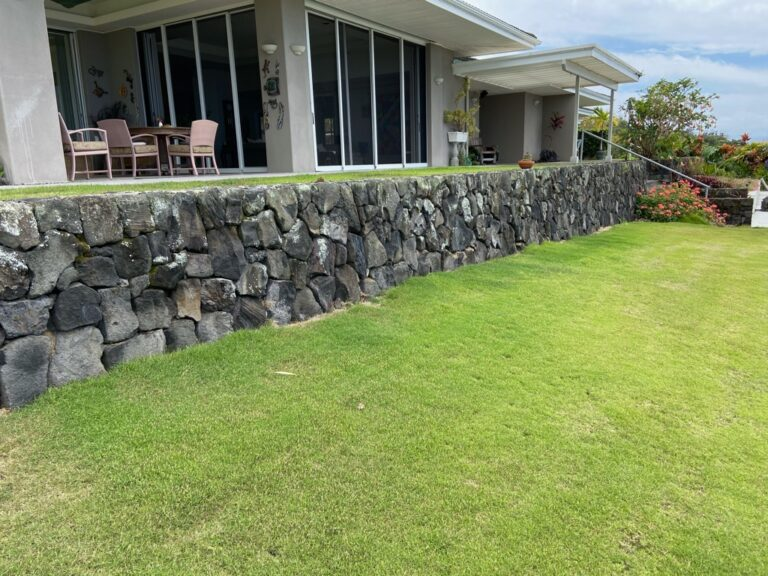 Horizon Guest House Rock Wall Hawaii