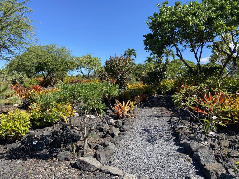 Makaʻeo Walking Path Kona Hawaii