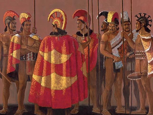 Hawaiian Chiefs 3